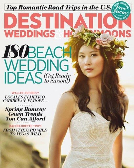 Destination Weddings & Honeymoons Cover - 9/1/2016