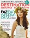 Destination Weddings & Honeymoons   9/1/2016 Cover