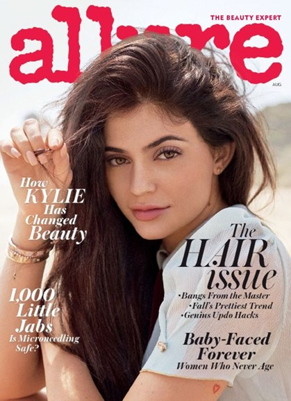 Allure Cover - 8/1/2016