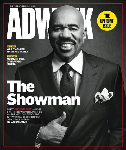 Adweek Cover - 5/16/2016