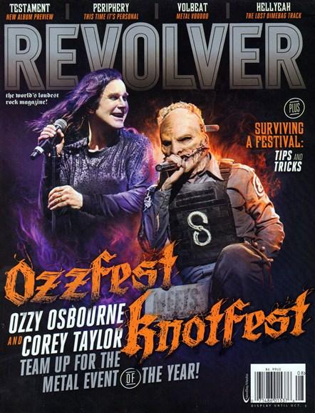 Revolver Cover - 8/1/2016