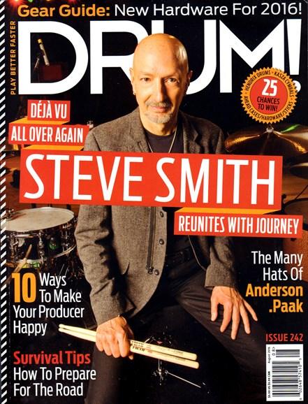 Drum! Cover - 8/1/2016