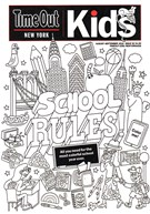 Time Out New York Kids Magazine 8/1/2016