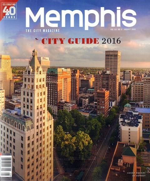 Memphis Cover - 8/1/2016