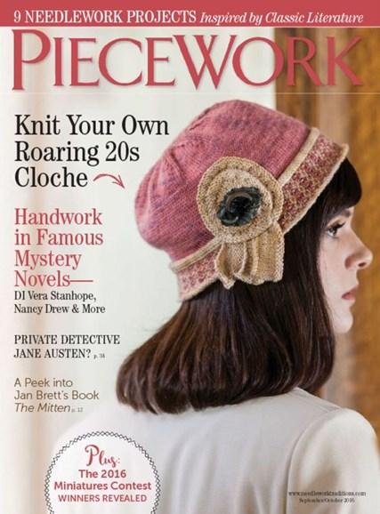 Piecework Cover - 9/1/2016