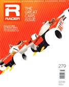 Racer Magazine 8/1/2016