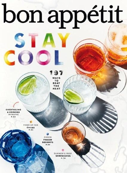 Bon Appétit Cover - 8/1/2016