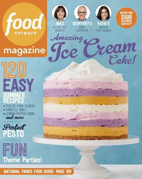Food Network Cover - 7/1/2016