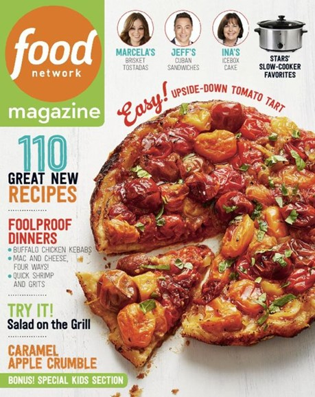 Food Network Cover - 9/1/2016