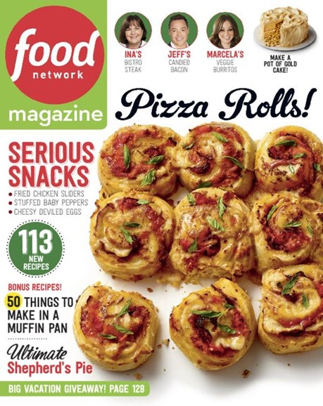 Food Network Cover - 3/1/2016