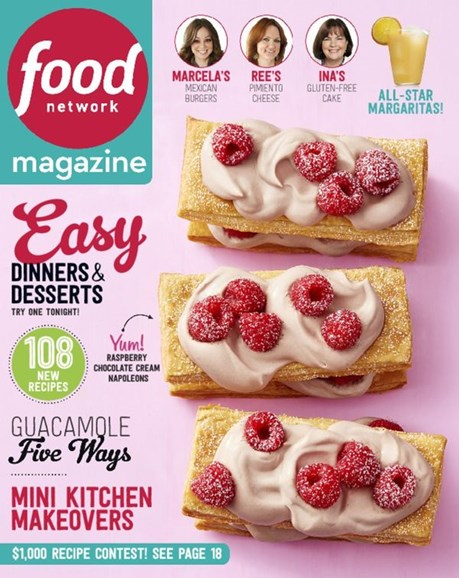 Food Network Cover - 5/1/2016