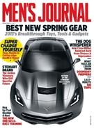 Men's Journal Magazine 3/1/2013