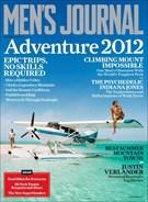 Men's Journal Magazine 5/1/2012