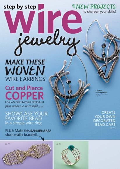 Step By Step Wire Jewelry Cover - 2/1/2016
