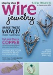 Step By Step Wire Jewelry Magazine | 2/1/2016 Cover