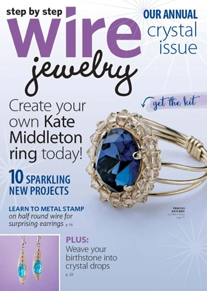 Step By Step Wire Jewelry Cover - 10/1/2016
