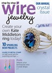 Step By Step Wire Jewelry Magazine | 10/1/2016 Cover