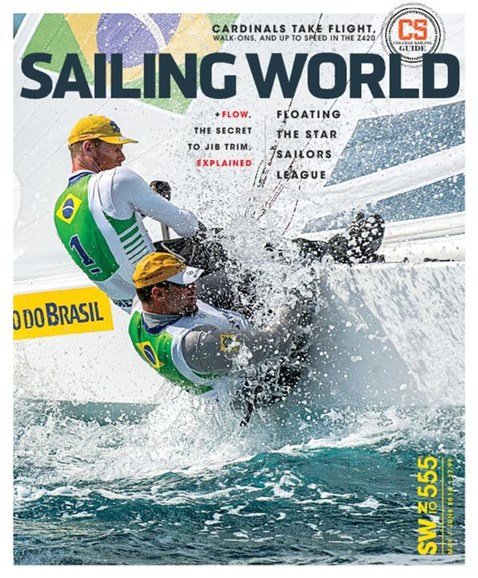 Sailing World Cover - 5/1/2014