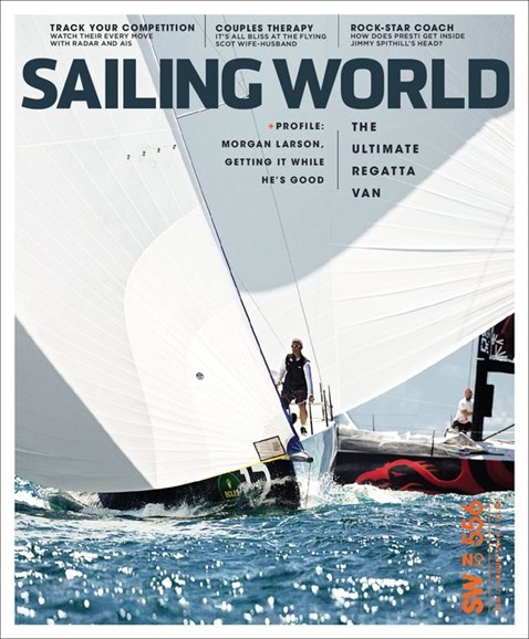 Sailing World Cover - 7/1/2014