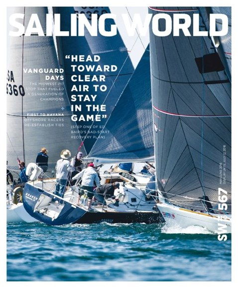 Sailing World Cover - 5/1/2016