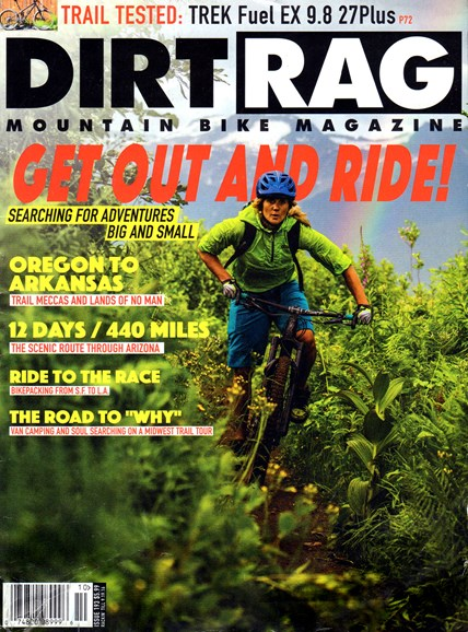 Dirt Rag Cover - 8/15/2016