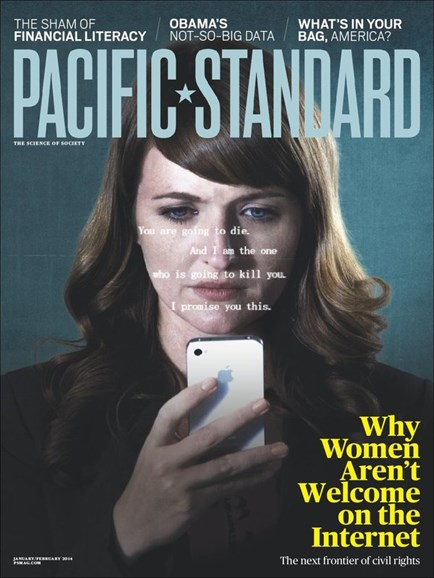 Pacific Standard Cover - 1/1/2014