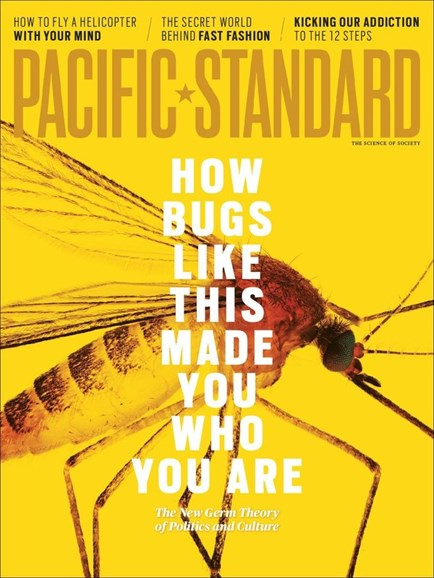 Pacific Standard Cover - 3/1/2014