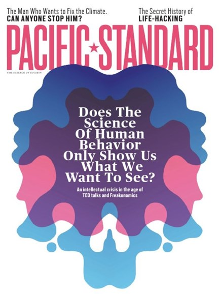 Pacific Standard Cover - 5/1/2014