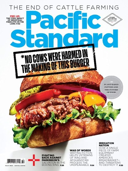 Pacific Standard Cover - 9/1/2016