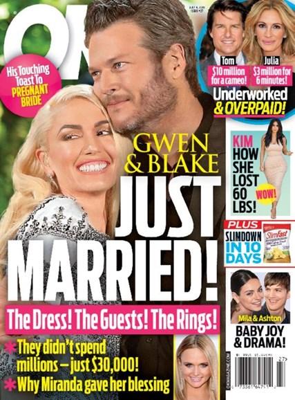 Ok! Cover - 7/4/2016