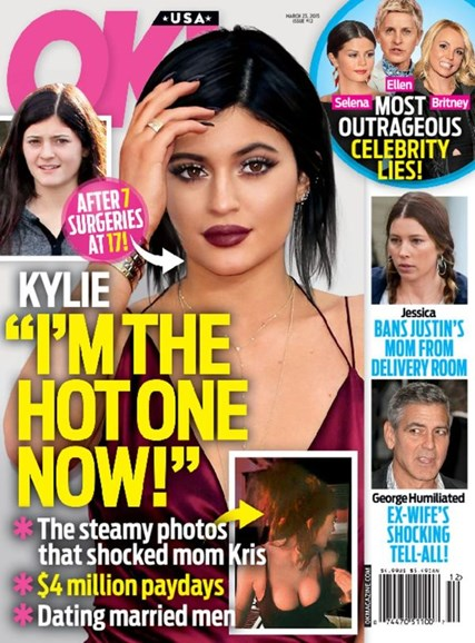 Ok! Cover - 3/23/2015