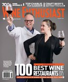 Wine Enthusiast Magazine 8/1/2015