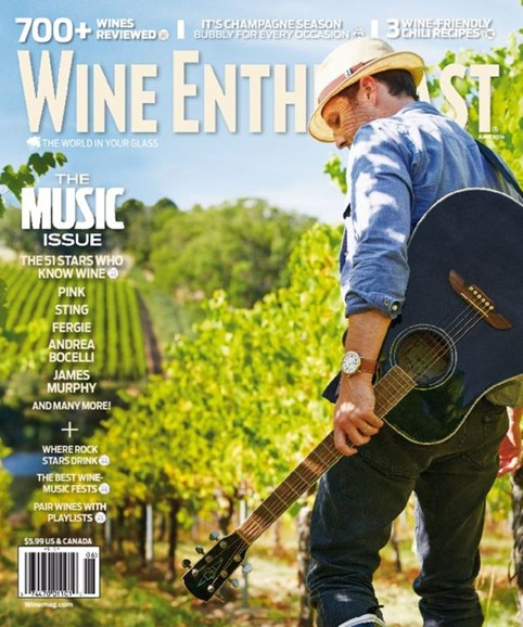 Wine Enthusiast Cover - 6/1/2014