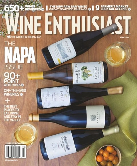 Wine Enthusiast Cover - 5/1/2014