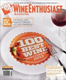 Wine Enthusiast Magazine 8/1/2013