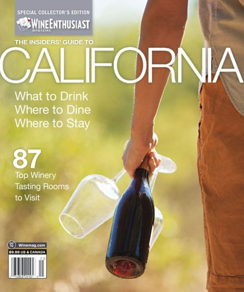 Wine Enthusiast Cover - 11/15/2013