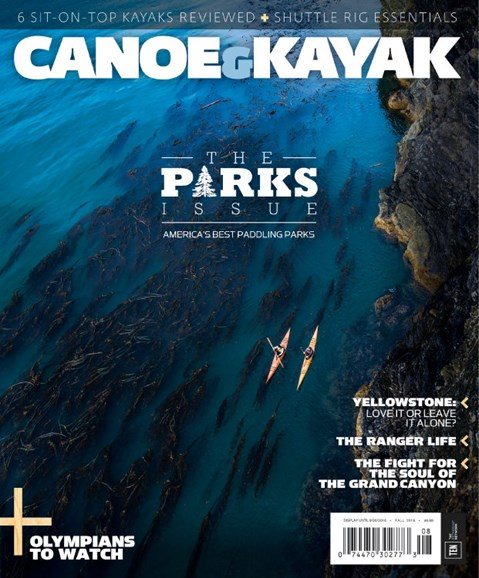 Canoe & Kayak Cover - 9/1/2016