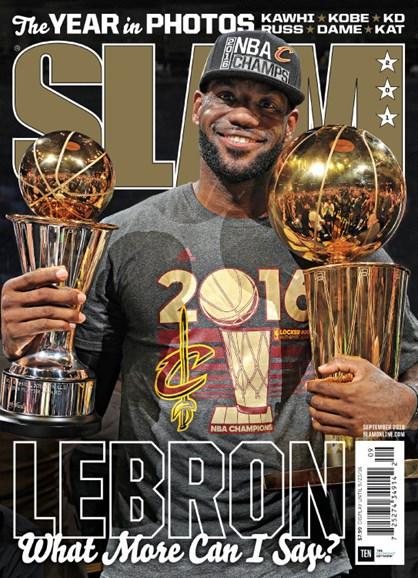 Slam Cover - 9/1/2016