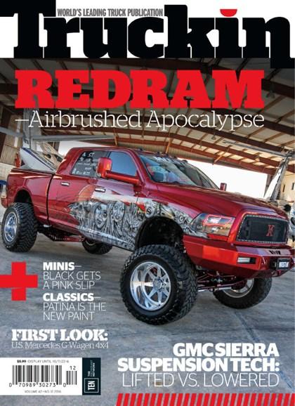 Truckin' Cover - 9/9/2016
