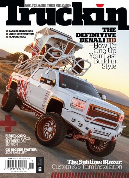 Truckin' Cover - 8/12/2016