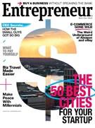 Entrepreneur Magazine 8/1/2016
