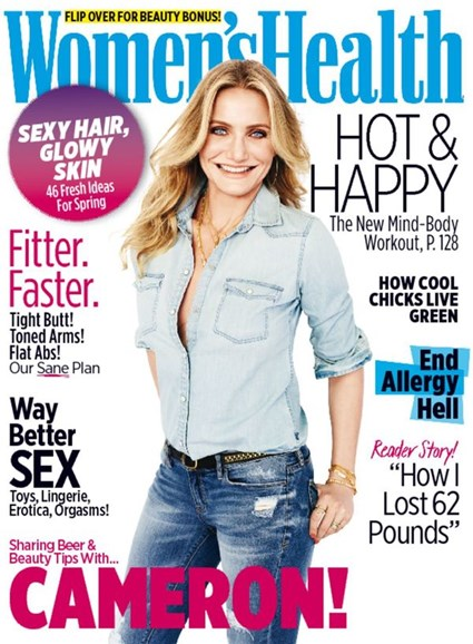 Women's Health Cover - 4/1/2016