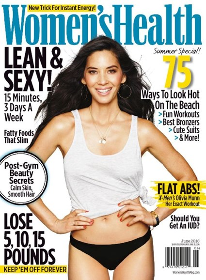 Women's Health Cover - 6/1/2016