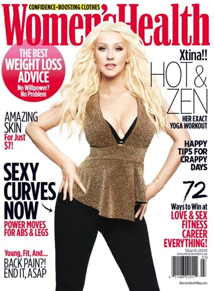 Women's Health Cover - 3/1/2016