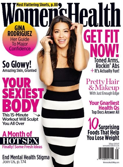 Women's Health Cover - 5/1/2016