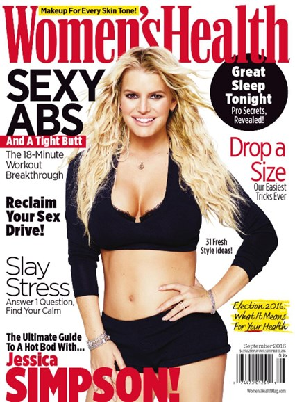 Women's Health Cover - 9/1/2016