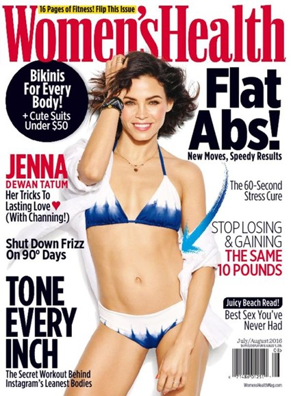 Women's Health Cover - 7/1/2016