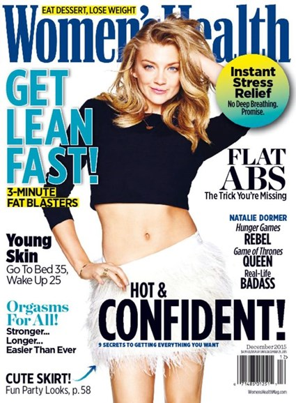 Women's Health Cover - 12/1/2015