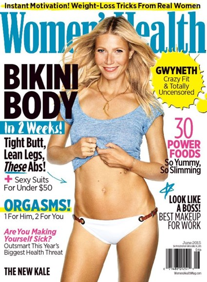 Women's Health Cover - 6/1/2015