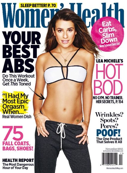 Women's Health Cover - 11/1/2015